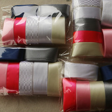 7Yards/Roll Grosgrain Satin Ribbons for Wedding Christmas Party Decorations DIY Bow Craft Card Gifts Wrapping Supplies