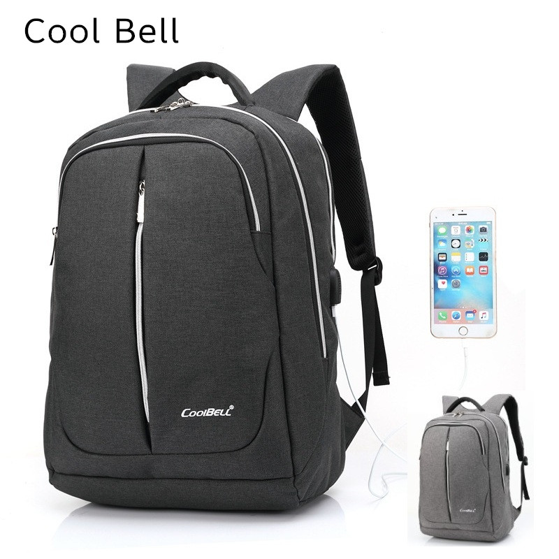 2017 Newest Cool Bell Brand Backpack For Laptop 14,15,15.6,Notebook 15.4, Compute Bag,Office Worker,Free Drop Shipping 5006