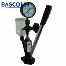 Инжектор Common Rail тест er машина S60H тестер сопла инструменты инжектор тест Inyector дизель