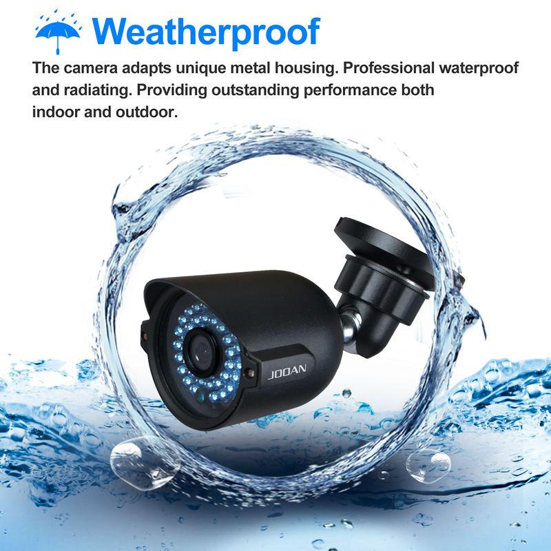 ЈООАН 1080П 720П сигурносна камера ЦМОС - Безбедност и заштита - Фотографија 2