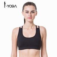 2016 New Women S Sports Bra Fitness Seamless Yoga Bra Top Breathable Quick Dry Sports Shirt