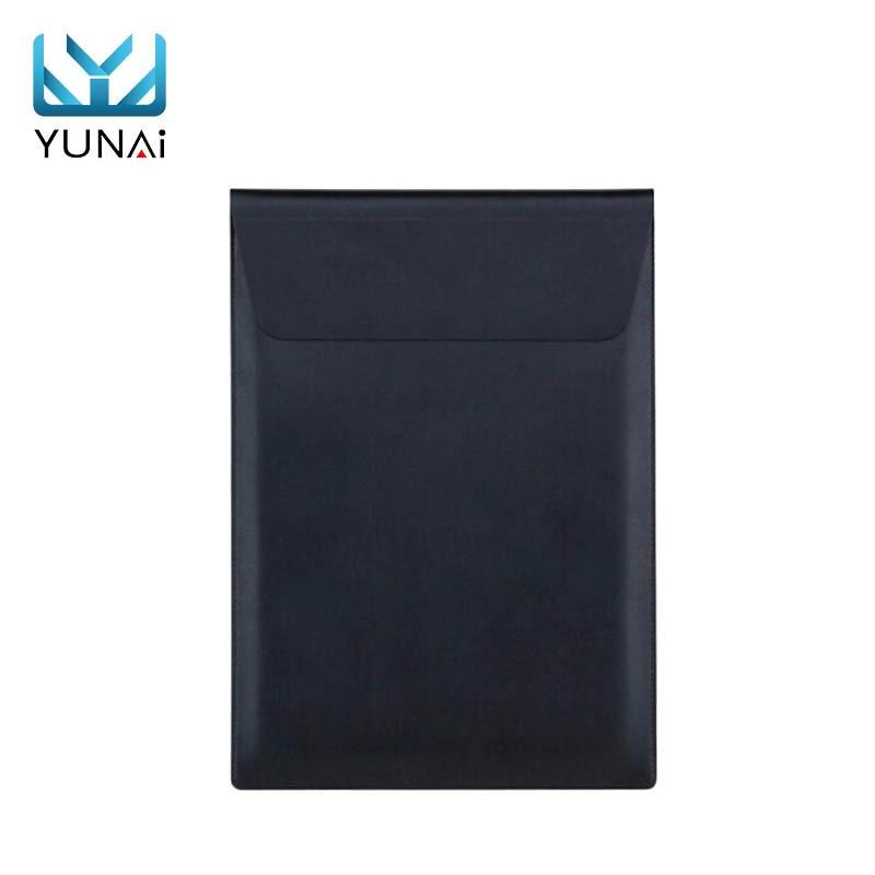 Original for Xiaomi Air 12.5inch Laptop Sleeve Bags Case Fiber PU Leather Bag Ultrathin Envelop Notebook Cover Case for Macbook