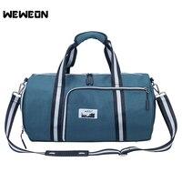 Professional Men Sports Gym Bag Women Yoga Training Bag Sports Training Bag Cylinder Fitness Shoulder Bag