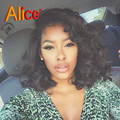 2016 Bob Wig Body Wave Wig Short Human Hair Wigs Glueless Lace Front Human Hair Full Lace Wigs Human Hair With Baby Hair