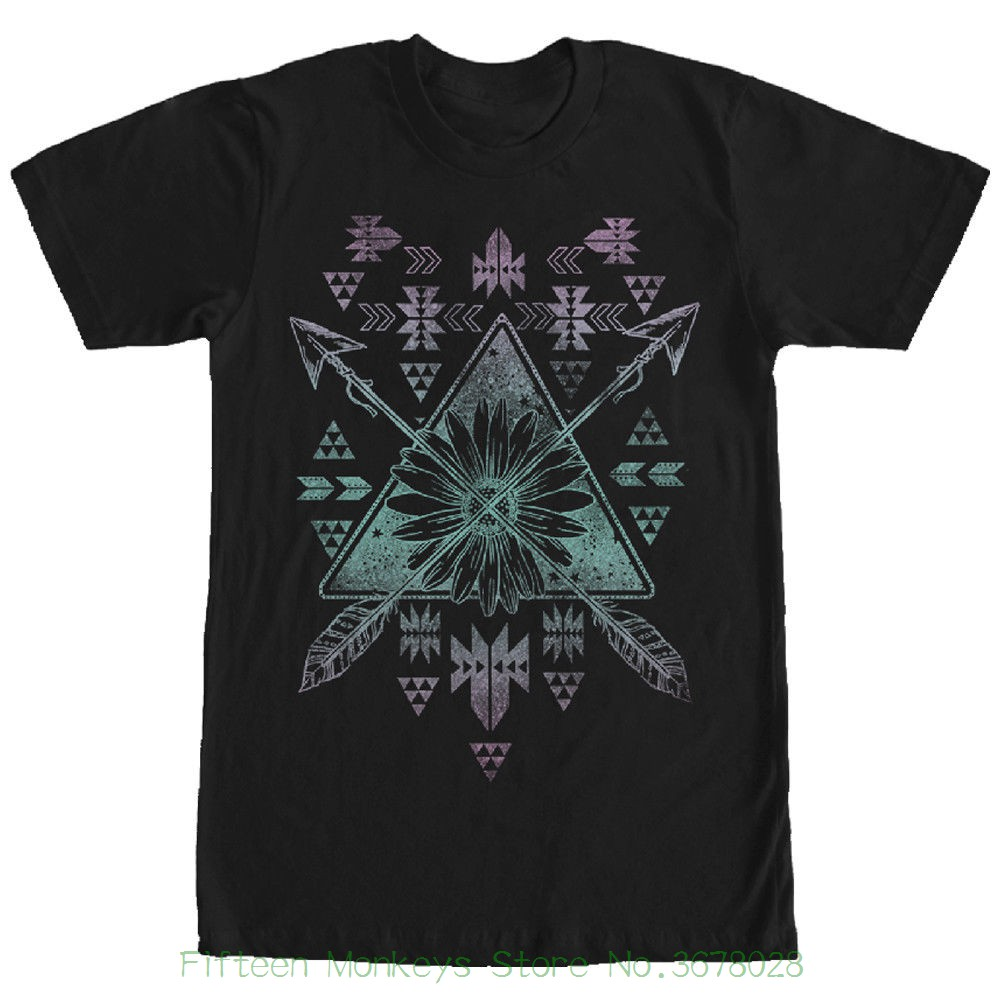 Casual Plus Size T-shirts Hip Hop Style Tops Tee S-2xl Lost Gods Arrow