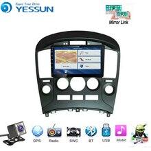 YESSUN для hyundai H1 2010 ~ 2014 автомобильное мультимедиа андроид автомобильный радиоприемник проигрыватель gps навигации большой Экран Зеркало Ссылка