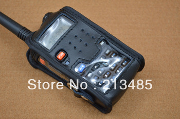 Leather Case for Baofeng UV-5R,TYT TH-F8 Good Quality Brand New 100% - sale item Walkie Talkie
