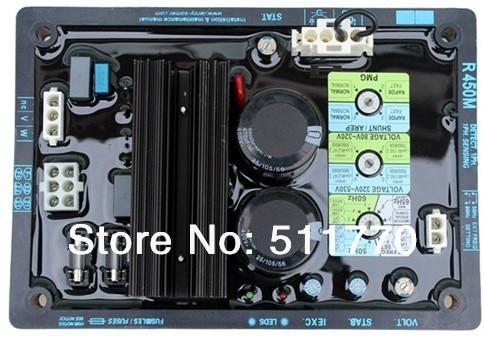 Leroy Somer AVR R450M Generator Alternator Voltage