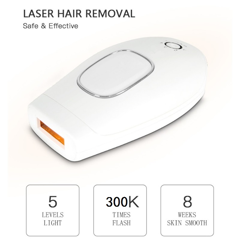 300000 Flash Professional Permanent IPL Epilator Laser Hair Removal Electric Photo Women Painless Threading Hair Remover Machine