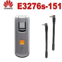 Original Entsperrt Huawei E3276 E3276s 151 150 Mbps 4G LTE USB Modem dongle freies verschiffen plus 2 stücke antenne-in Modems aus Computer und Büro bei