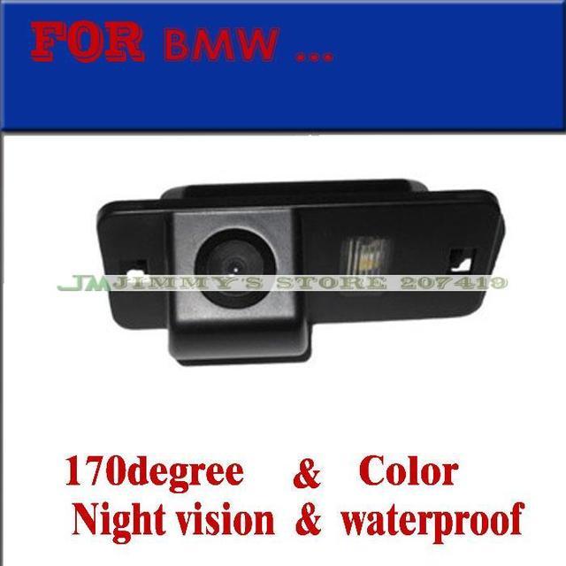 Camerar traseira do carro para BMW/M3 coupe & E46 E39 X3 X5 X6 1/3/5/6 Series 330d 323ci 320cd M3 E90 E91 E92 E60 E61 E62 E63 E70 E71