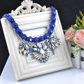 HOUDA N00105 Wholesale 12pcs necklaces & pendants fashion Unique Europe Romantic party choker Necklace statement jewelry women