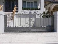 Aluminium Gates Driveway Gates Wrought Iron Gates Forged Iron Gates Hench 28