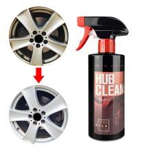 500ML Rad Reiniger Hub Reinigung Auto Stahl Edelstahl Verglasung Dekontamination Rost Entfernung Stahl Ring Entfernen Eisen Pulver
