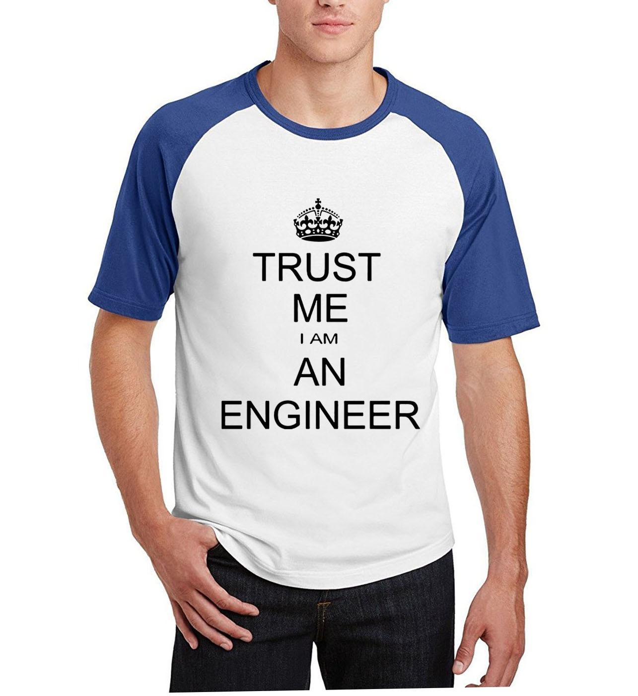 2017 Été harajuku fitness T-shirt Hommes harajuku Je Suis Un Ingénieur  imprimé raglan hip-hop À Manches Courtes Camisetas Vêtements homme e11849aac8a