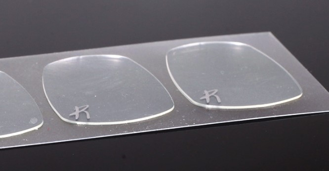 5 pack Reserve Mouthpiece Patch Clear