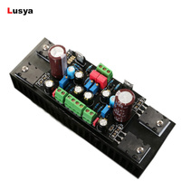 1969 amplifier DC12 25V 20W ClassA Amplifier Hood Immersion Gold Circuit Amplifiers Audio Board DIY KITS Without Radiator G5 014