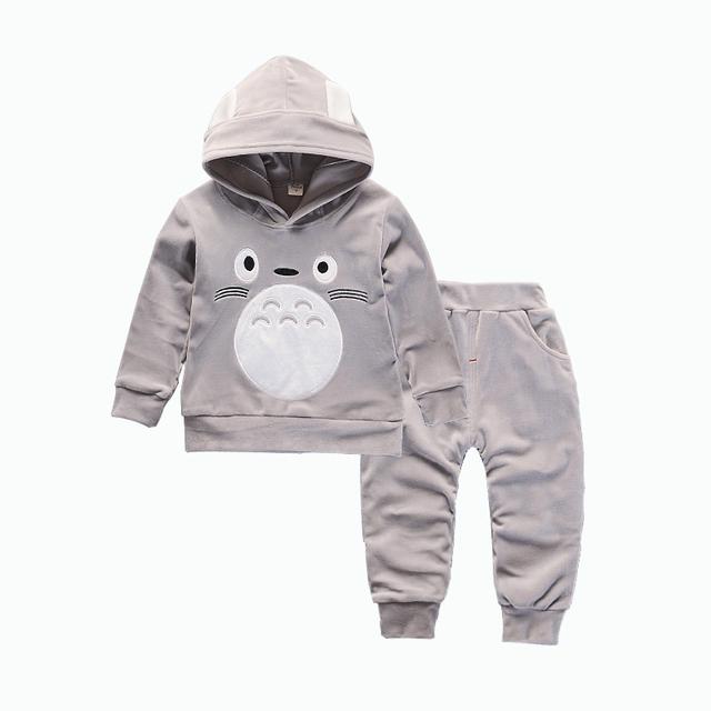 Totoro Velor Warm Up Suit