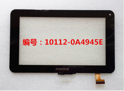 New original 7 inch tablet capacitive touch screen 10112-0A4945E black free shipping