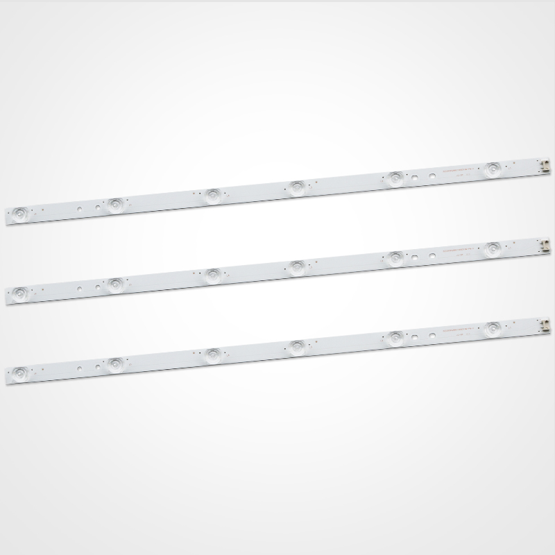 New  LED Backlight Strip Bar Compatible For LG 32LB561V 3 PCS*6LED 590mm  UOT A B 32-INCH DRT 3.0 32 A B 6916l-2223A 6916l-222