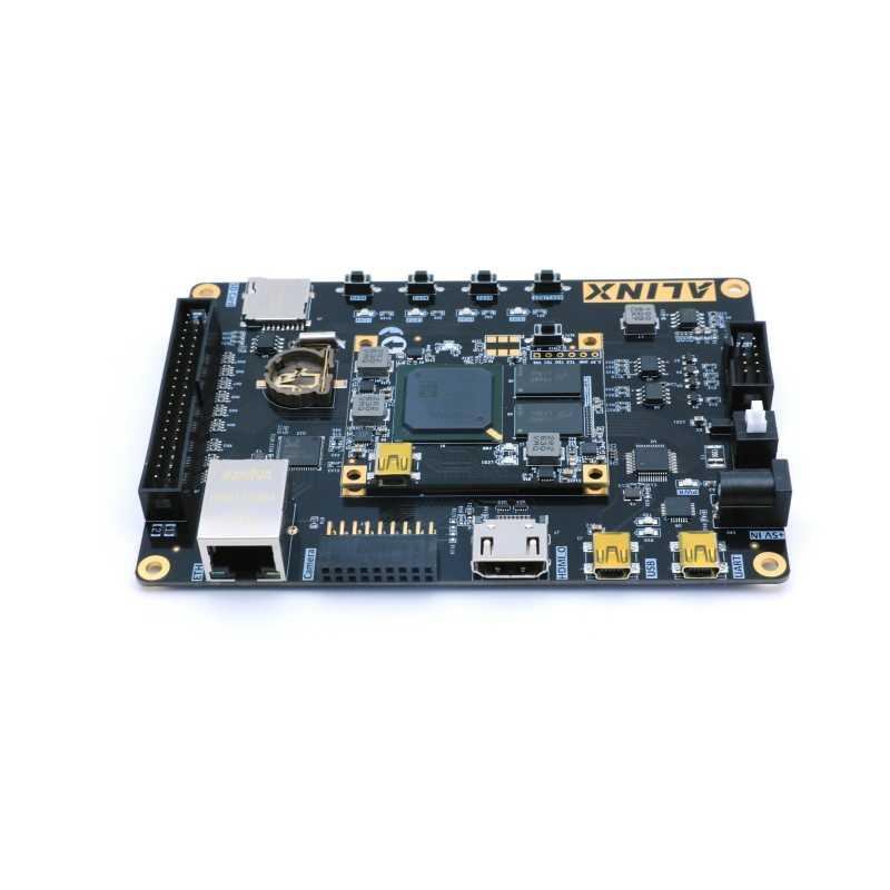 Alinx XILINX FPGA Black Gold Development Board Spartan 7