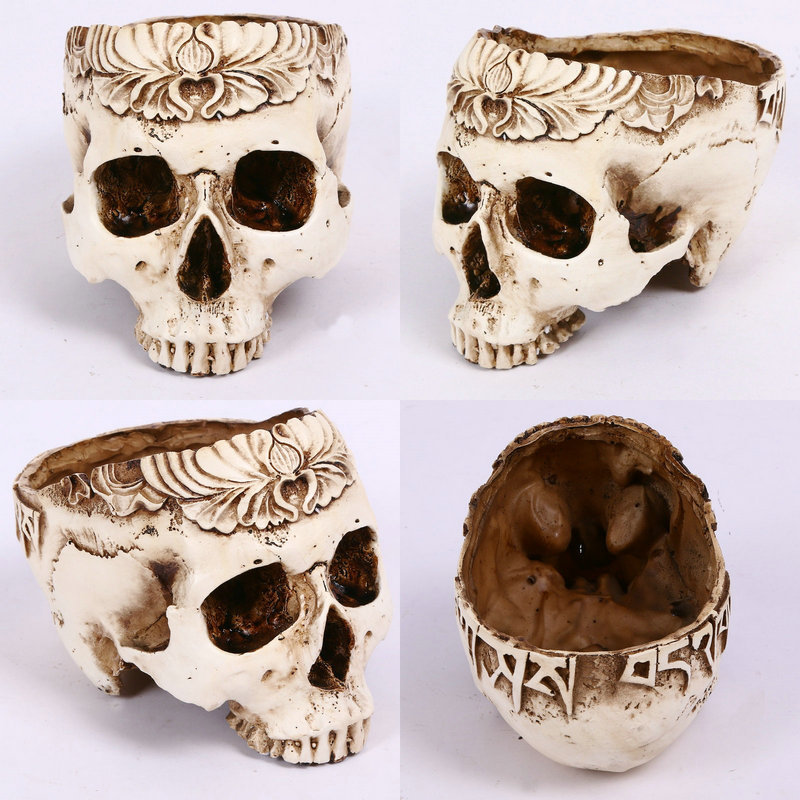 online buy wholesale skull planters from china skull planters, Skeleton