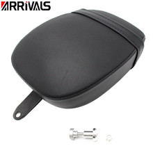 New Motorcycle Seats Pads Cushion Passenger Pillion Saddle for Harley Sportster XL 883 1200 48 72