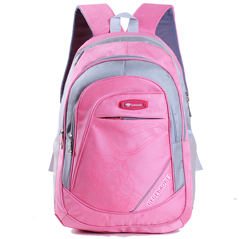 children s school bags 8 11 years old girl boy Students backpack grades 3 6  new Korean wave-in School Bags from Luggage   Bags on Aliexpress.com  dca7df7219f4