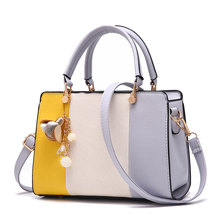 купить High Quality Women Ladies Leather Shoulder Bag Handbag Satchel Top-handle Bags Crossbody Hobo Purse дешево