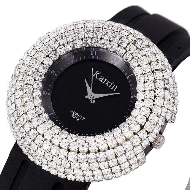 Relogio Feminino Watches Women Luxury Rhinestone Wrist Watches Women's Ladies Ca