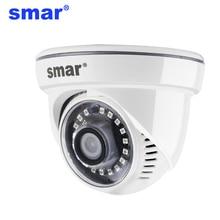 Cámara Smar AHD 1080P 720 P, cámara de seguridad interior para el hogar con 18 Uds Nano IR LED de visión nocturna, vigilancia diurna y nocturna
