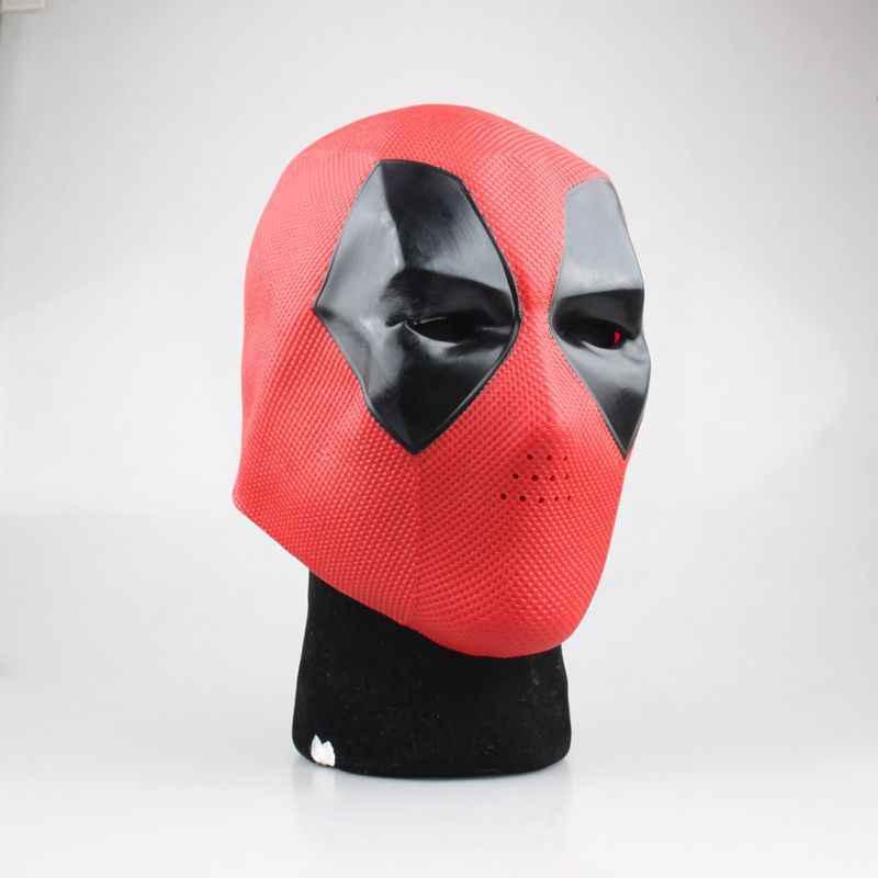 Figuras Filme Deadpool HKXZM Macio Capacete Máscara Cosplay Figura de Ação DO PVC Brinquedos Boneca de Presente de Natal