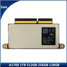 Ordenador portátil A1708, SSD, 128GB, 256GB, 512GB, 1TB, para Macbook Pro, Retina de 13,3 pulgadas, 2016, 2017, año 1708, PCI E, EMC 3164, EMC 2978