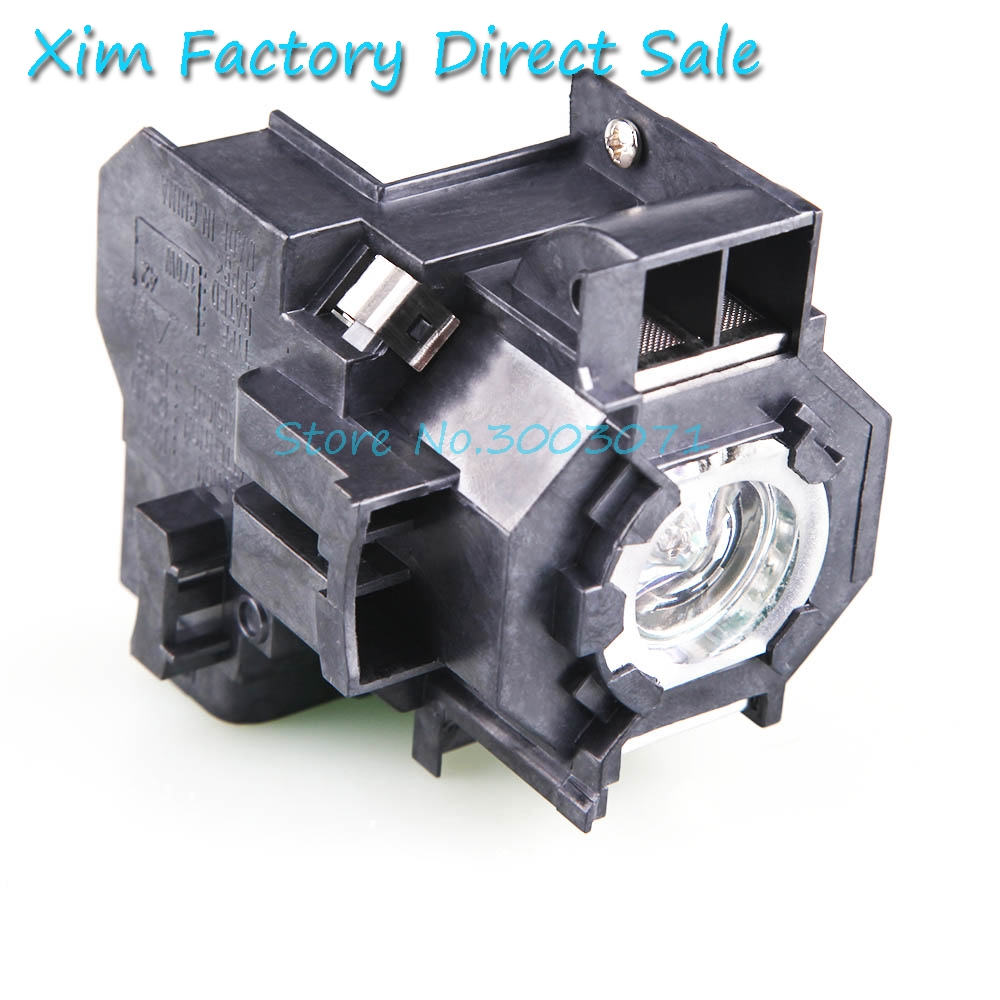 Replacement ELPLP42 V13H010L42  Projector Lamp With Housing For  PowerLite 83+, 83c, 822+, 822p Projectors