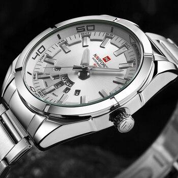 NAVIFORCE 9038 Men's Watches Top Brand Luxury Men watch with box