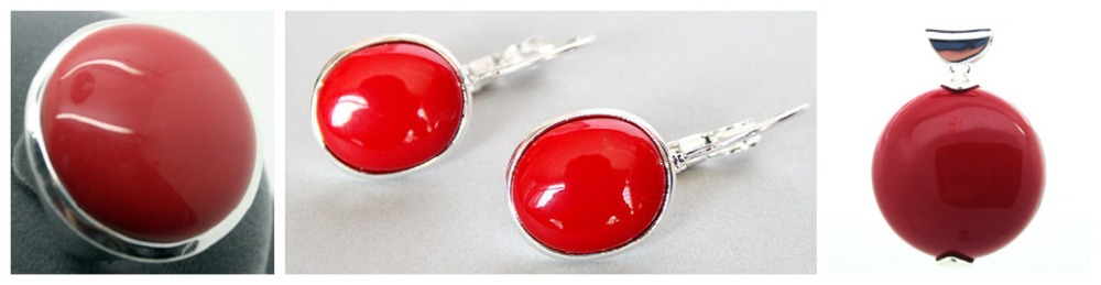 New Desighn Red Carved Lacquer Marcasite 925 Sterling Silver floeer Ring(#7-10) Earrings & Pandent jewelry sets jadeNew Desighn Red Carved Lacquer Marcasite 925 Sterling Silver floeer Ring(#7-10) Earrings & Pandent jewelry sets jade