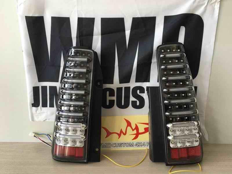 Стайлинга автомобилей стайлинга Джимни светодиодные задние свет Тип WMDSTYLE Б