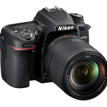 Nikon D7500 DSLR Camera Body & AF-S DX 18-140mm f/3.5-5.6G E