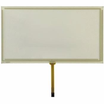 6 95 #8222 4 drutu 167*93mm rezystancyjny ekran dotykowy Panel Digitizer dla TM070RDH01 rozmiar wyświetlacza 160*85mm tanie i dobre opinie Seryjny Zdjęcie youe shone 6 95 inch