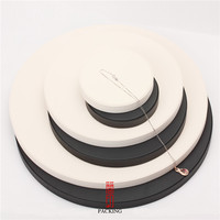 Newest Jewellery Display HolderThe Display Stands for jewelry display Black and Beige Color Jewelry Display Holder