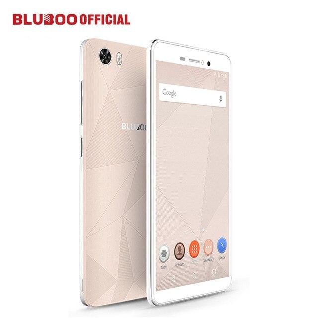 "Original BLUBOO Picasso 4G Android 6.0 4G LTE Smartphone 5.0"" HD MTK6735 Quad Core 2GB RAM 16GB ROM NFC 13MP 2800mAh Smartphone"