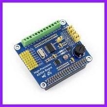 Высокая Точность AD/DA Модуль ADS1256 DAC8552 Для Raspberry Pi