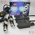 1set Bi-xenon H4 Bi xenon H4-3 6000K 8000K 12000K H13 9004 9007 Bixenon hid canbus ballast hid xenon canbus Pro canbus hid kit