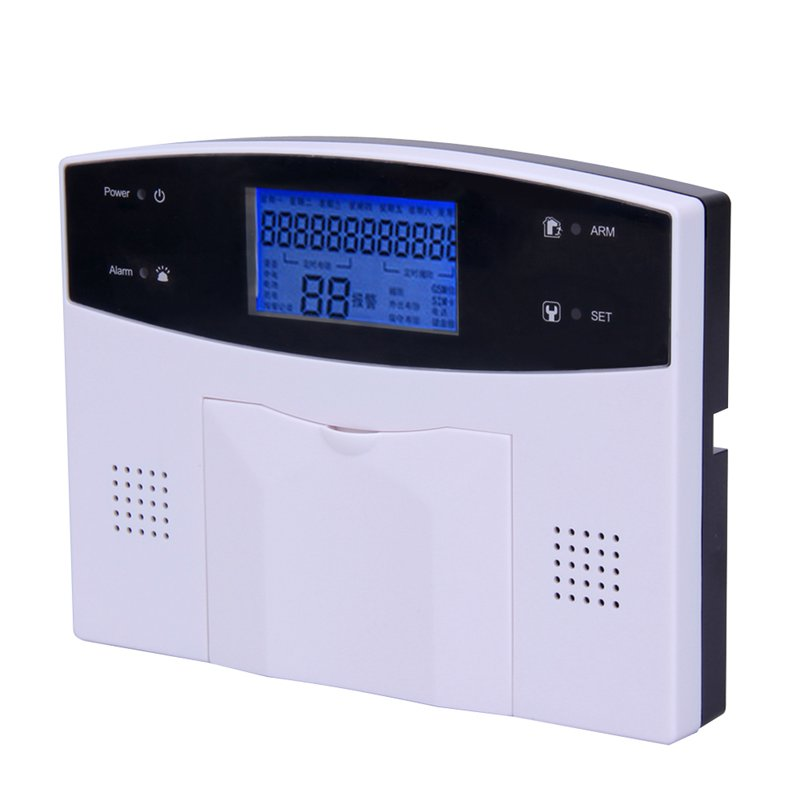 Smart Home LCD Wireless SMS GPRS GSM Duas