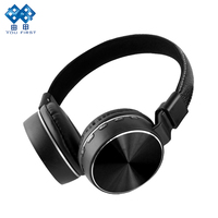 Bluetooth Headphone Wireless Sport Stereo TF Card FM Radio Mp3 Player Headset Handsfree With Microphone Wired