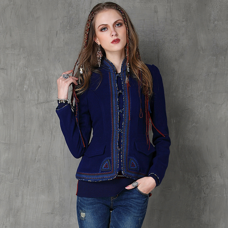 Short Wool Jacket PCi6kI