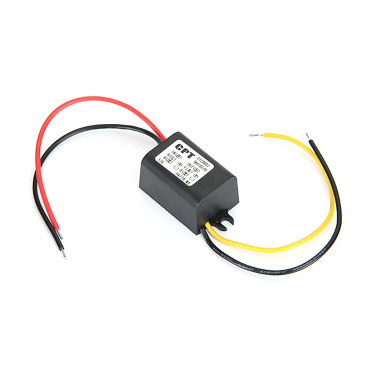 12v To 9v Dc Dc Buck Converter Step Down Module Power Supply Voltage 24V  Voltage Regulator 12v To 9v Voltage Regulator Wiring