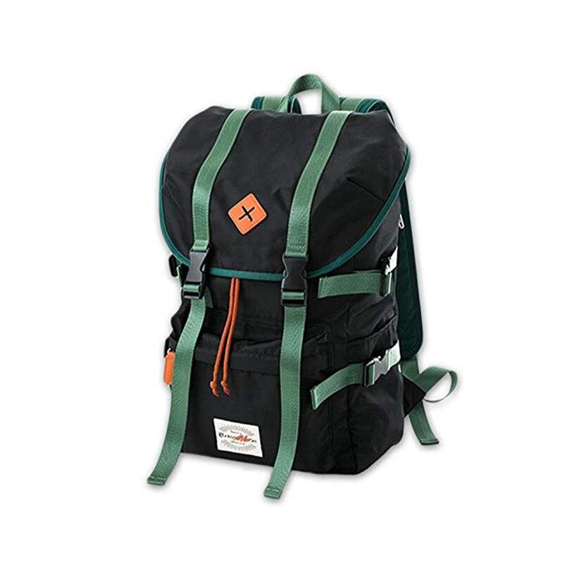 backpack man I have no hero academic role Laptop Anime black, blue, green shoulder bag strategic academic units