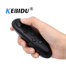 kebidu Wireless Bluetooth Gamepad Joystick Game Pad Control for 3D VR Game Pad for PC Smartphone For VR BOX Hot Sell(China)