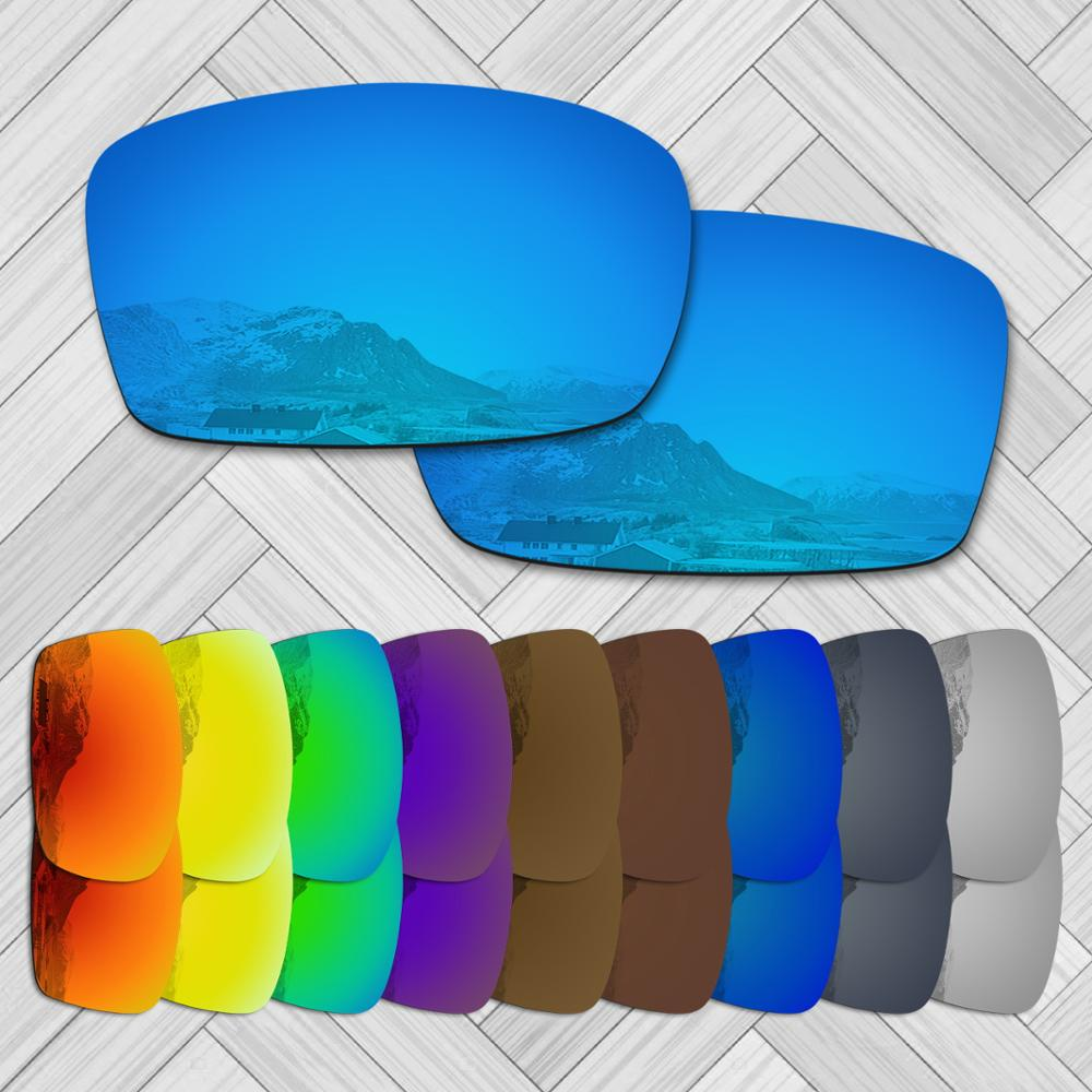 E.O.S 20+ Options Lens Replacement For OAKLEY Crankcase Sunglass